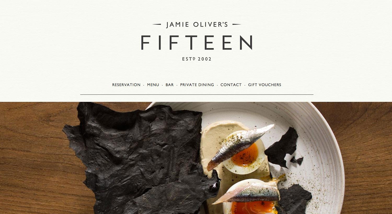 Jamie Oliver's Fifteen