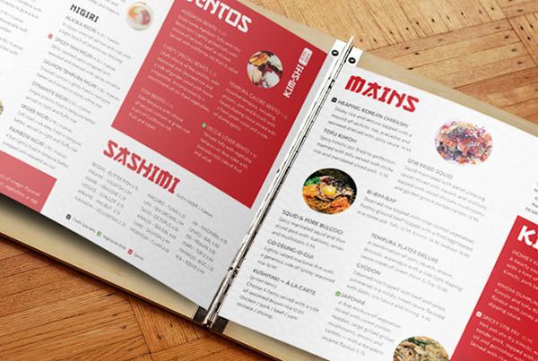 KimShi Restaurant Brand & Menu