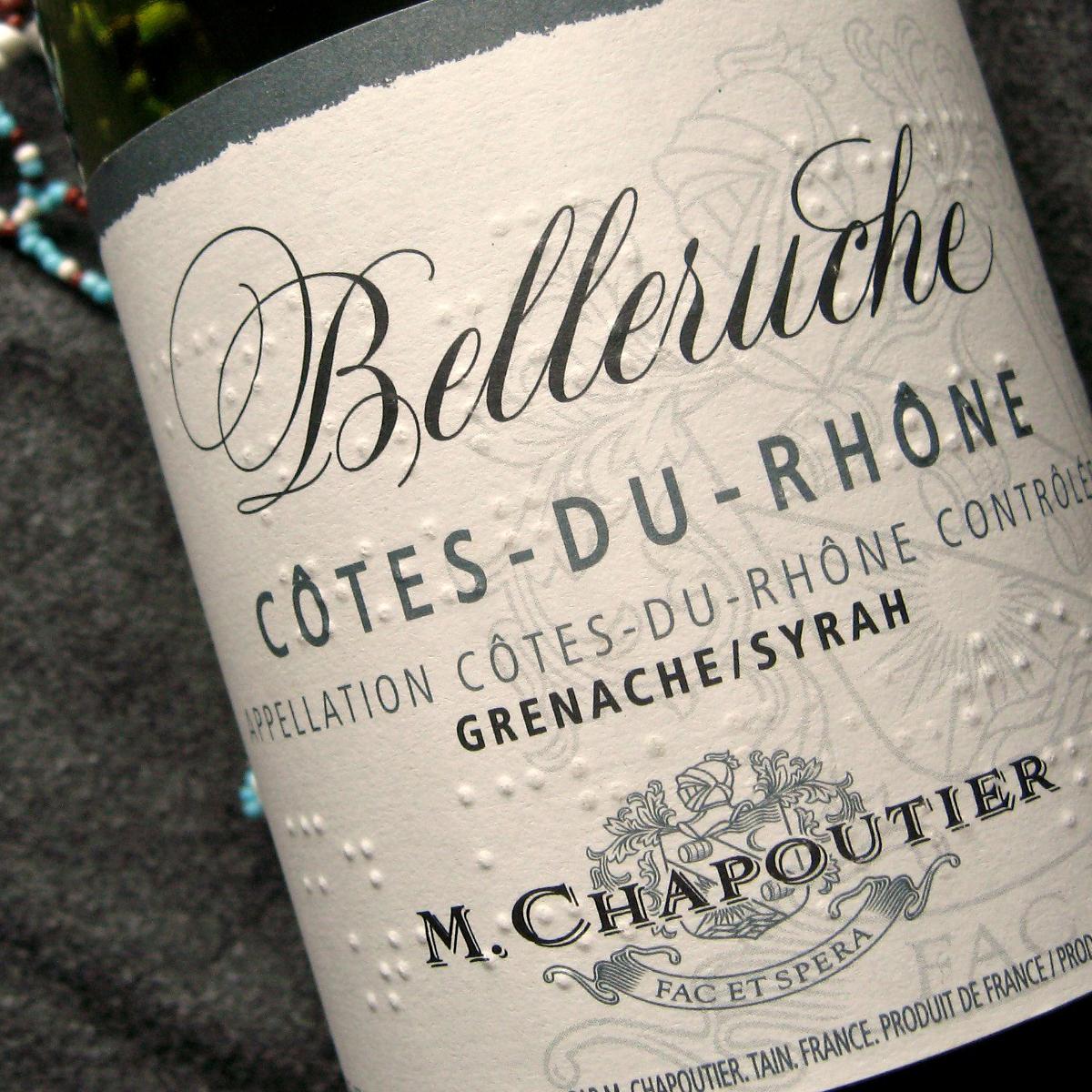 Belleruche M.Chapoutier 2009
