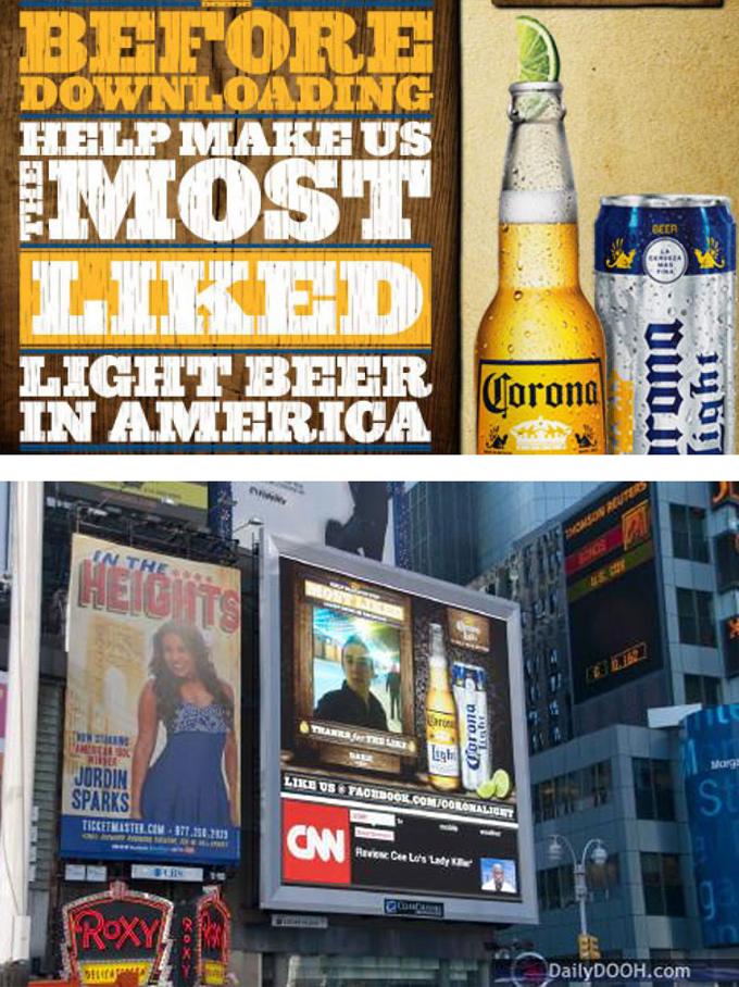 Corona Most Liked