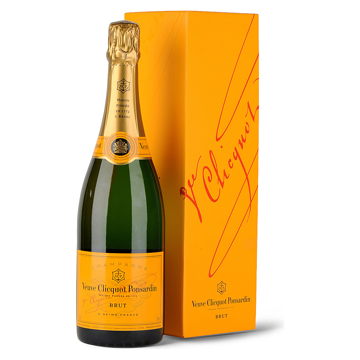 Veuve-Clicquot-Bottle