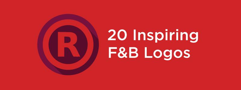 Inspiring F&B Logos