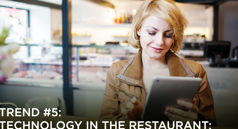 Technology in Restaurants