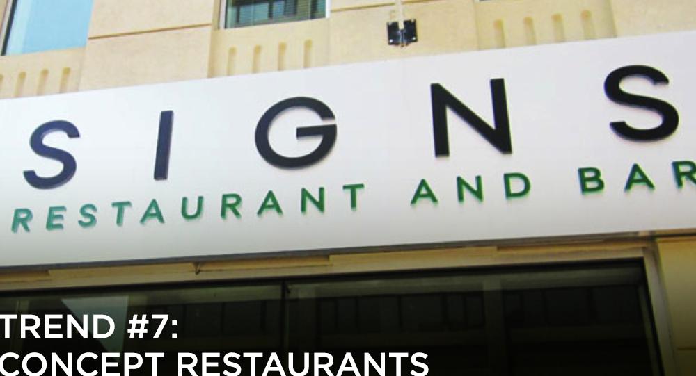 Concept Restaurants