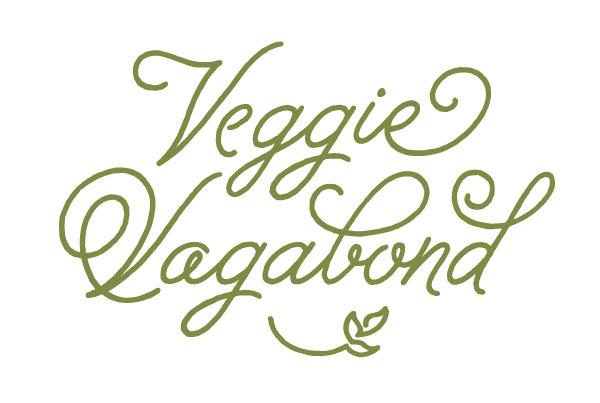 Veggie Vagabond Brand & Menu Design