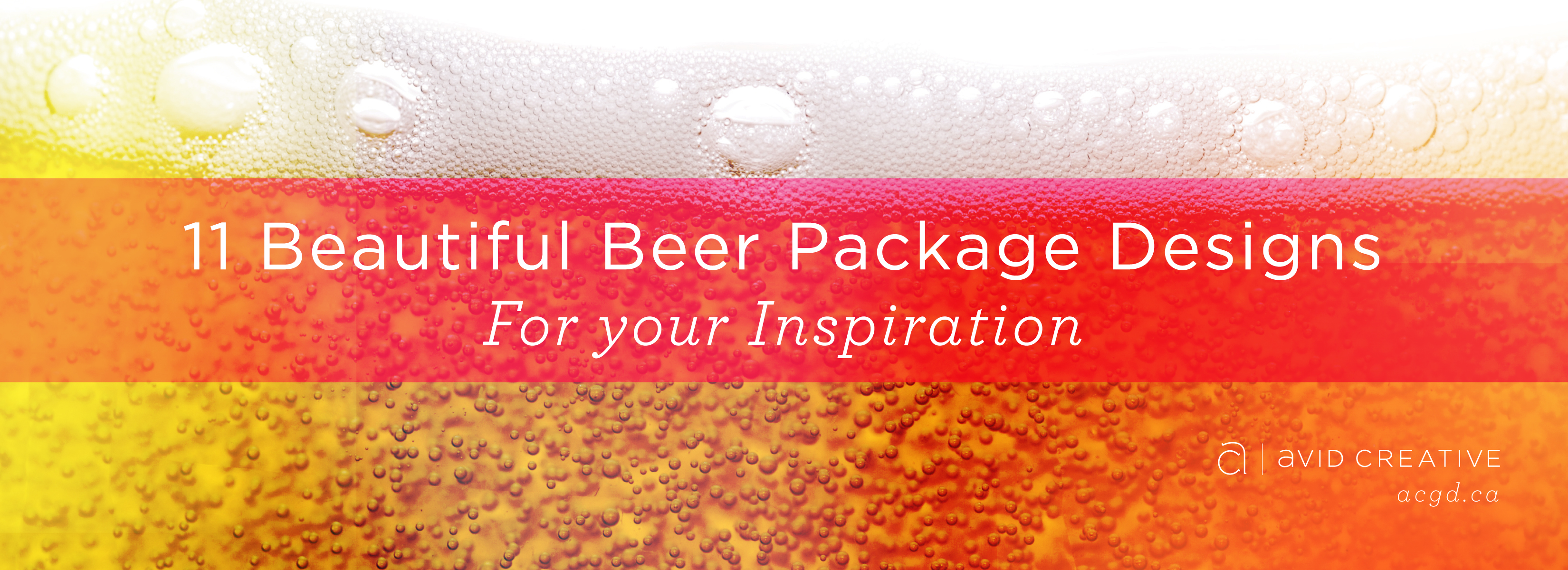 Beautiful Beer Package Design