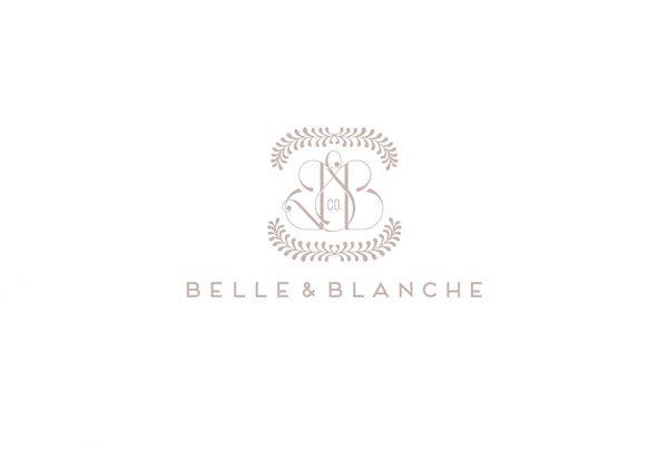 Belle & Blanche Identity